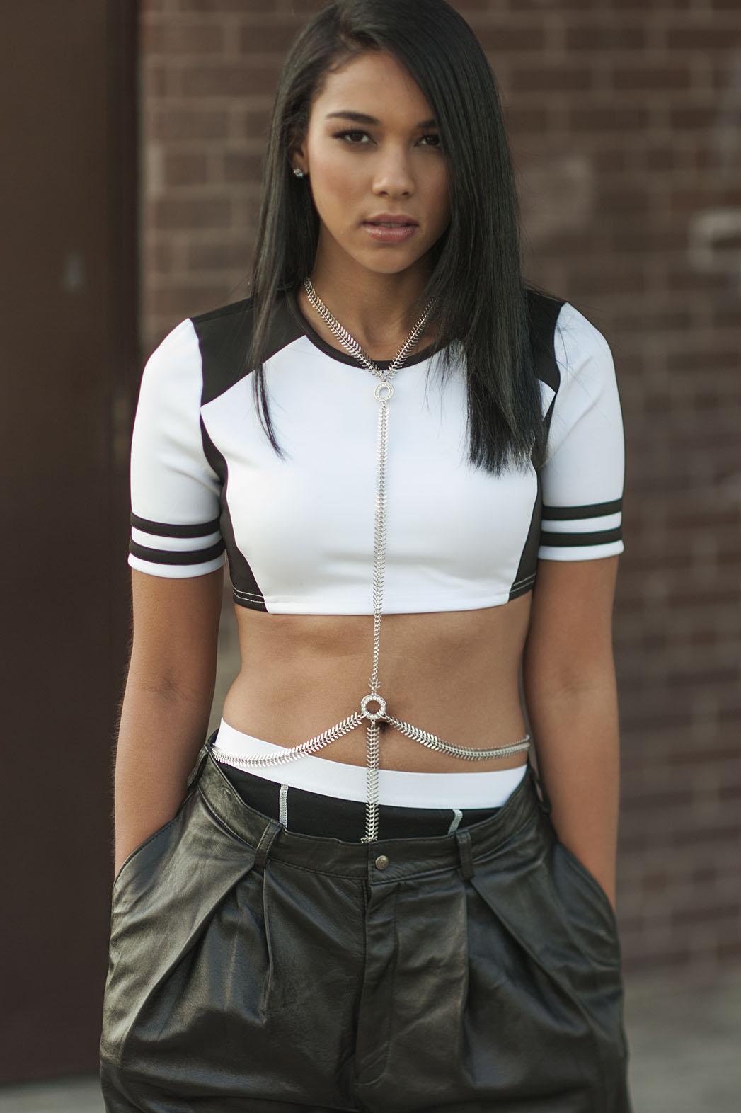 Alexandra Shipp Aaliyah - P 2014