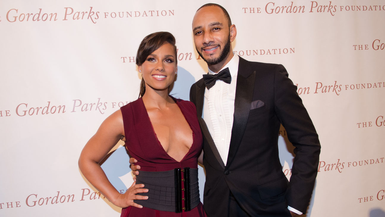 Alicia Keys and Swizz Beatz - H 2014