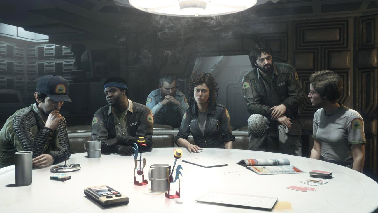 Alien: Isolation Reunion - H 2014