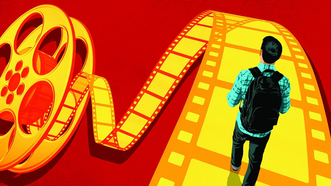 American Film Schools Illo - H 2014