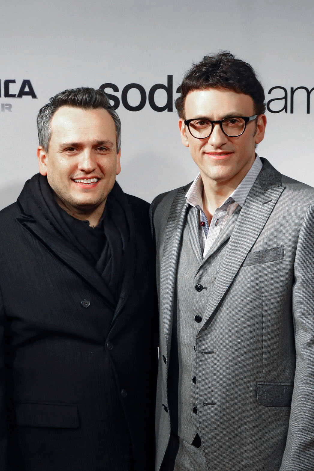 Anthony and Joe Russo - P 2014