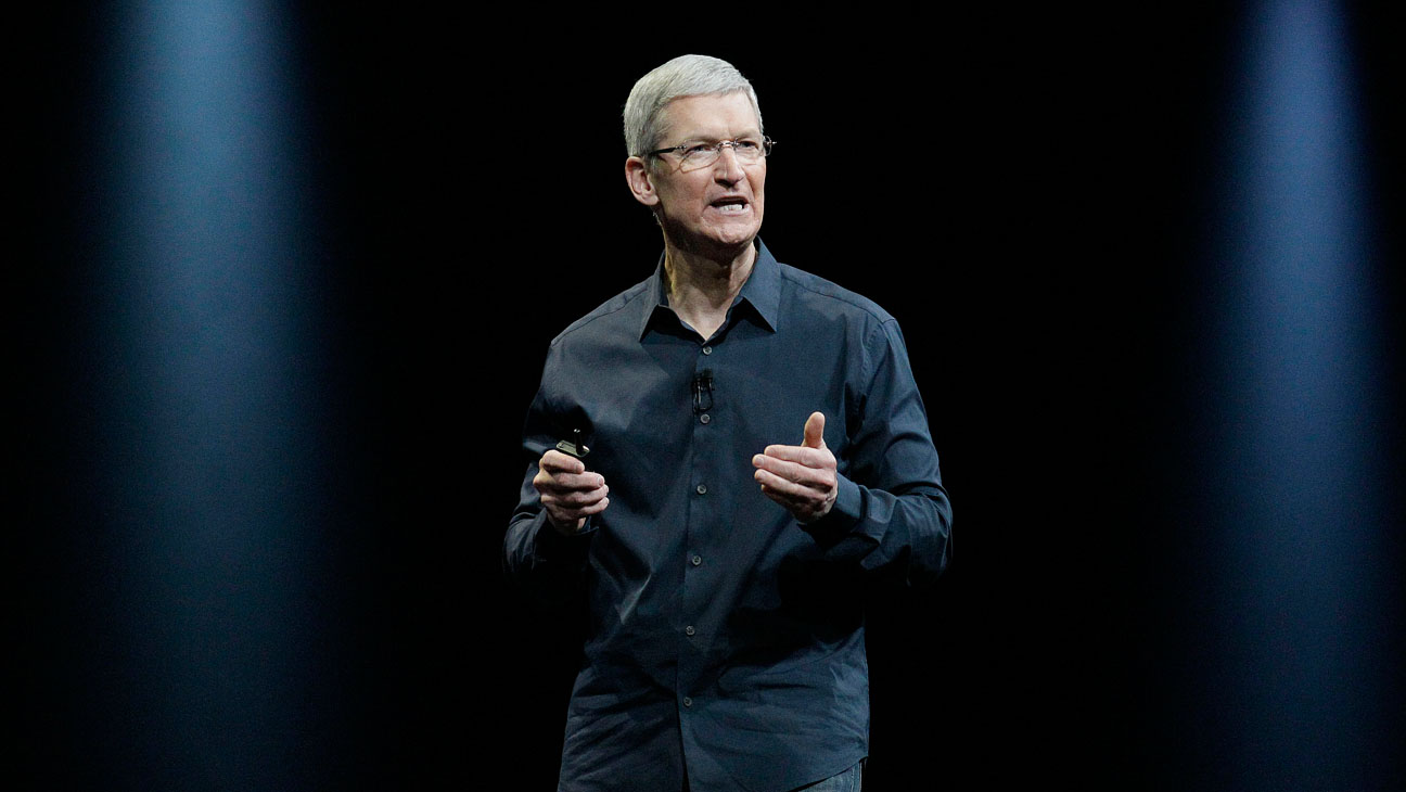 Apple CEO Tim Cook - H 2014
