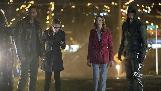 Arrow Season 2 Still - H 2014