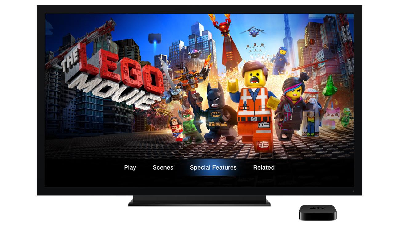 iTunes Extras Apple TV - H 2014
