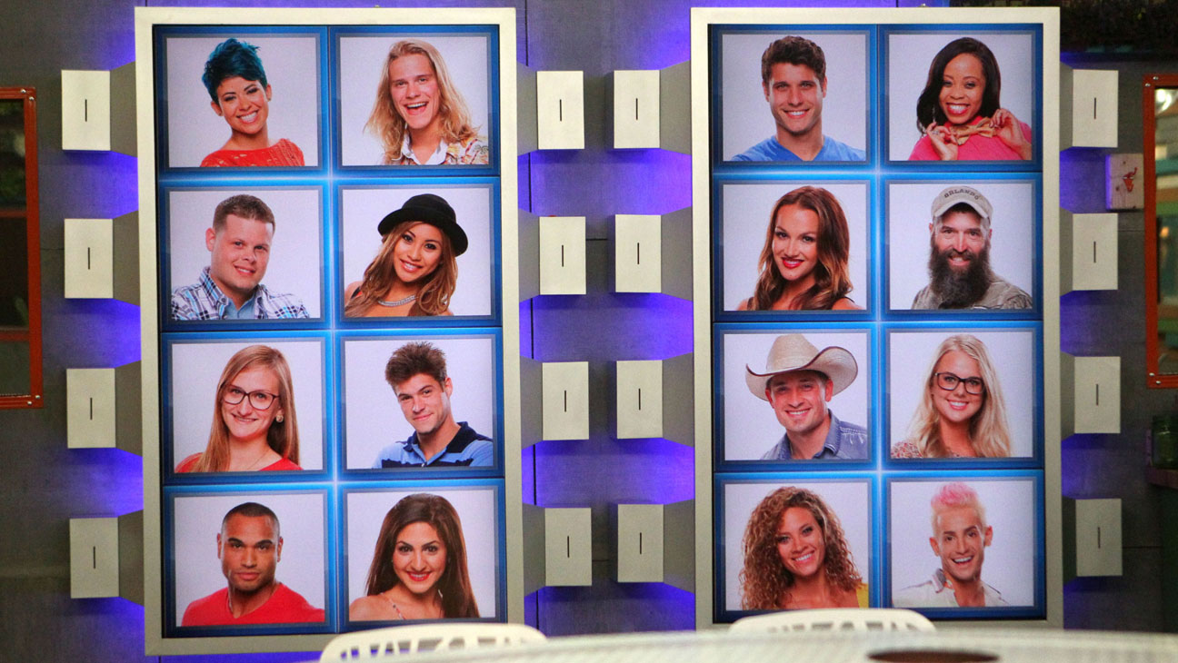 Big Brother Photo Wall - H 2014