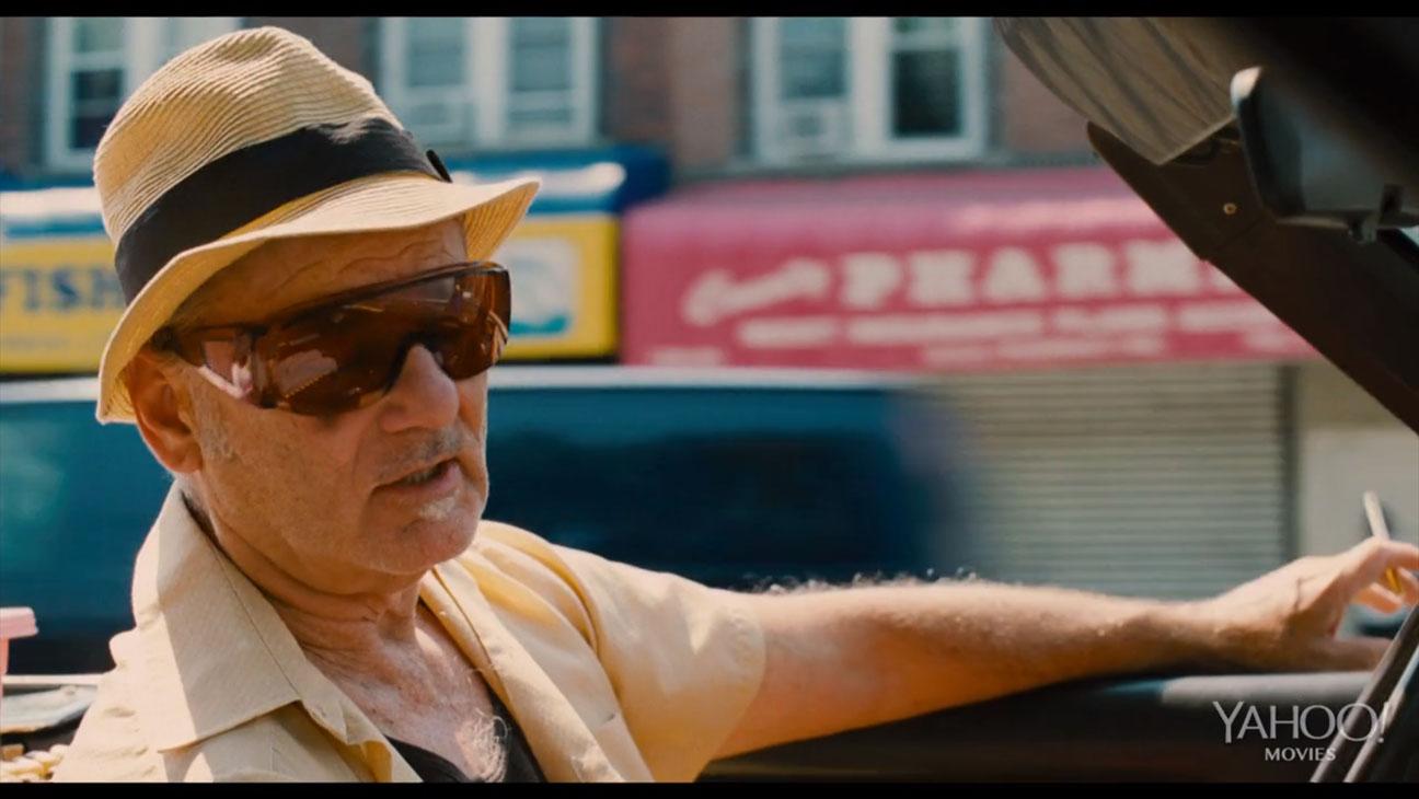 Bill Murray St. Vincent Trailer - H 2014