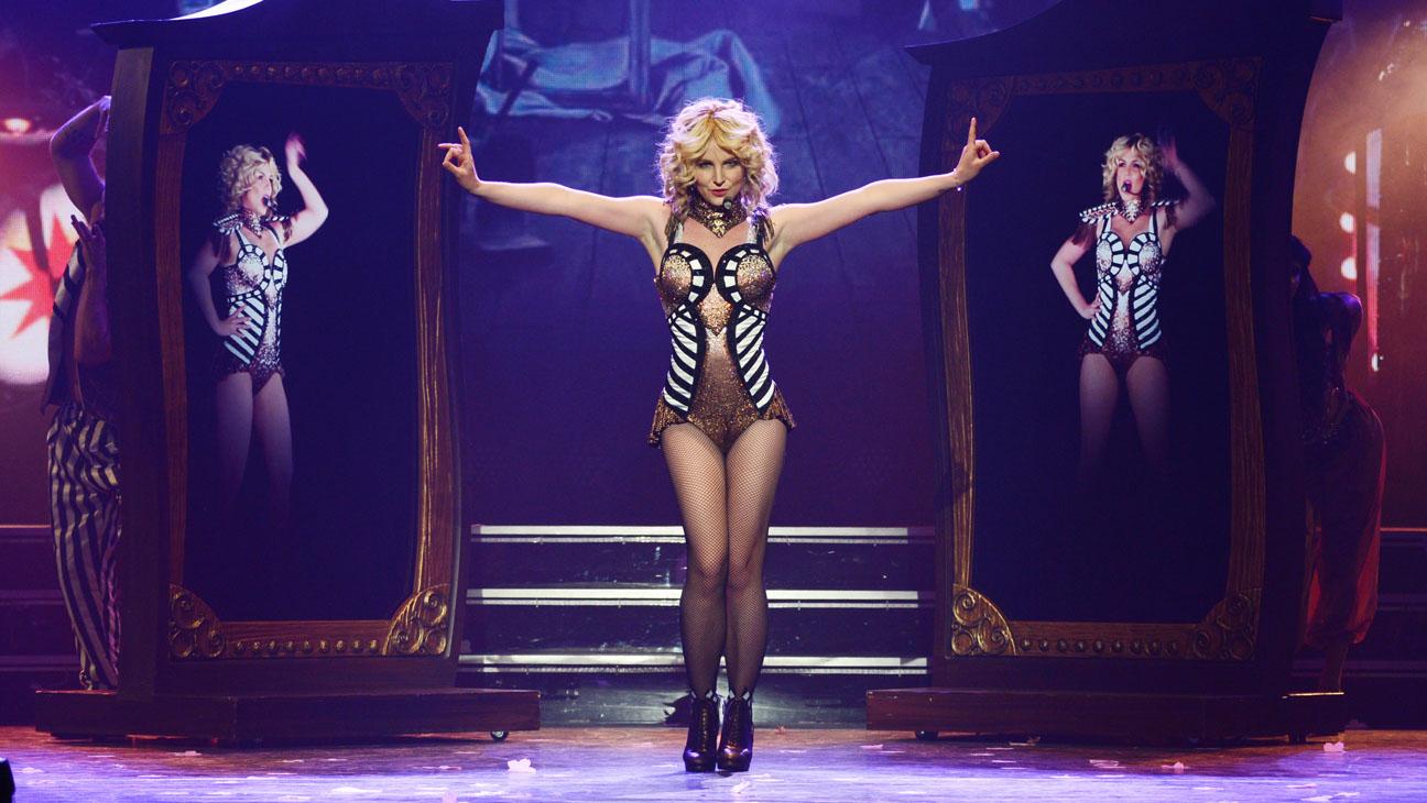 Britney Spears Vegas - H 2014