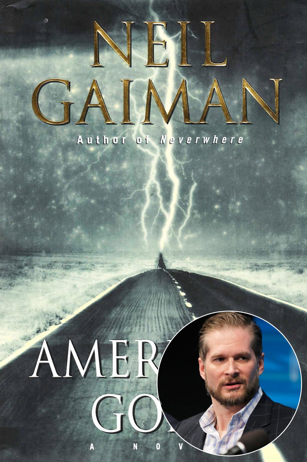 American Gods Cover Bryan Fuller Inset - P 2014