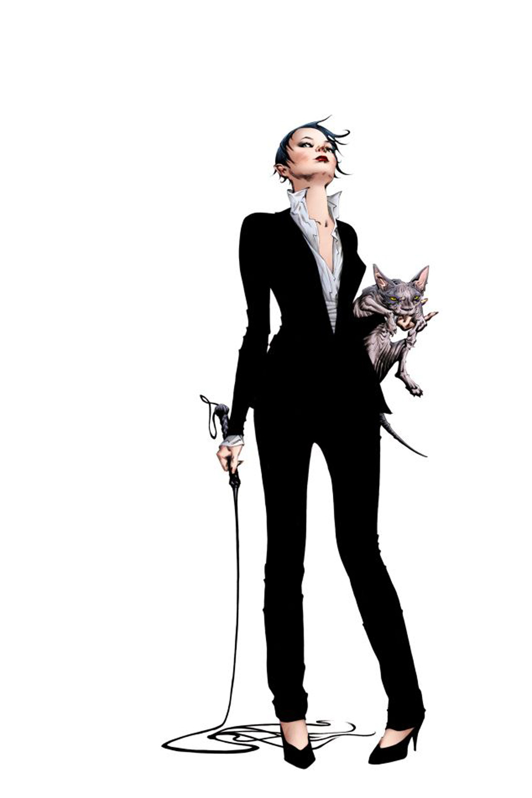 Catwoman Cover - P 2014