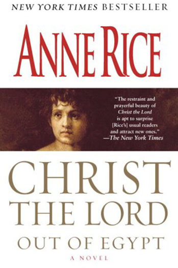 Christ the Lord: Out of Egypt Cover - P 2014
