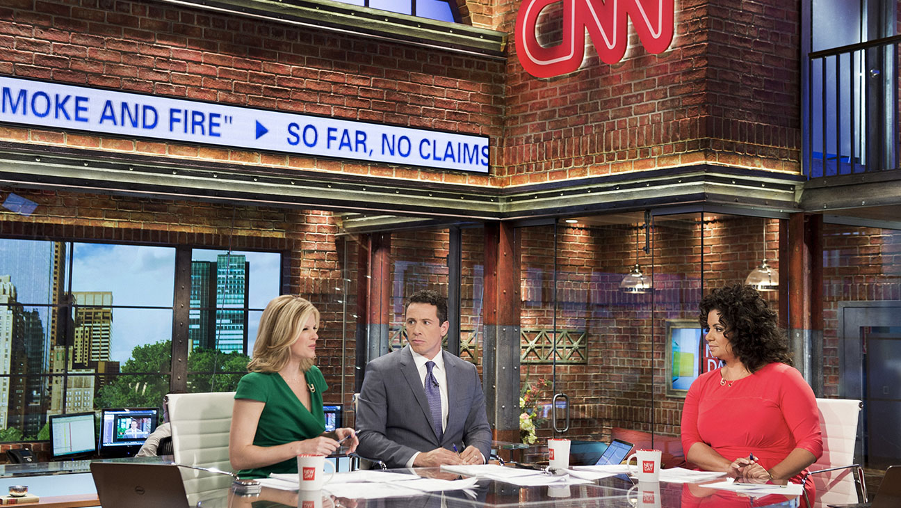 CNN New Day Still - H 2014