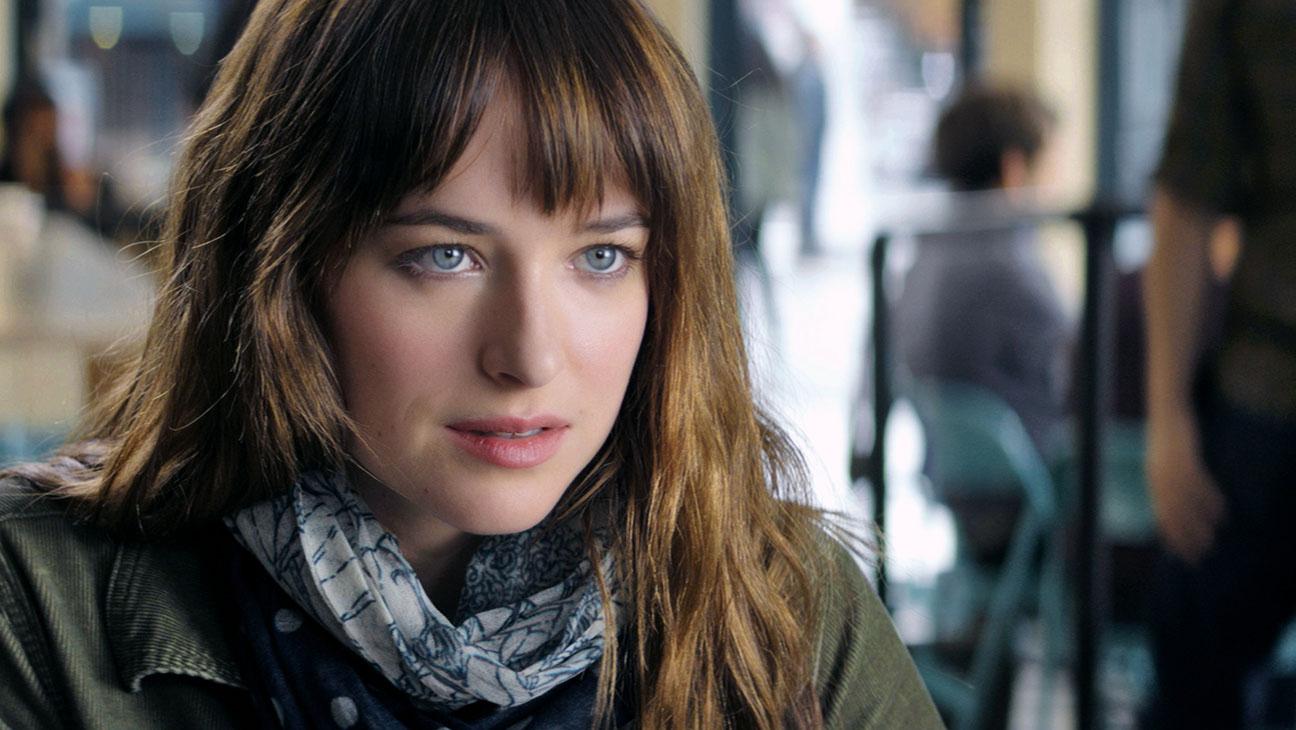 Dakota Johnson Fifty Shades of Grey - H 2014