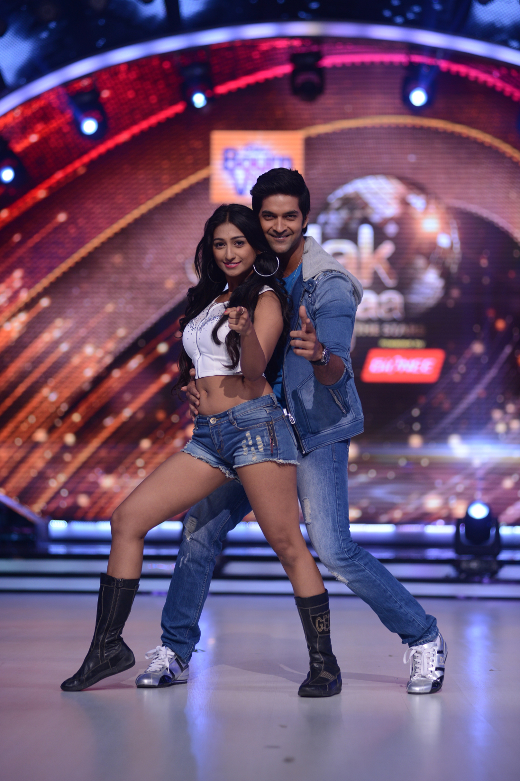 'Dancing With The Stars' India version - Season 7 - 2014 - P