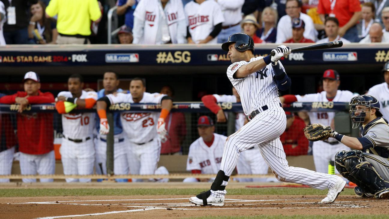 Derek Jeter All Star Game - H 2014