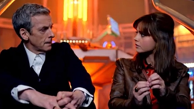 Doctor Who Season 8 Trailer Screenshot - H 2014