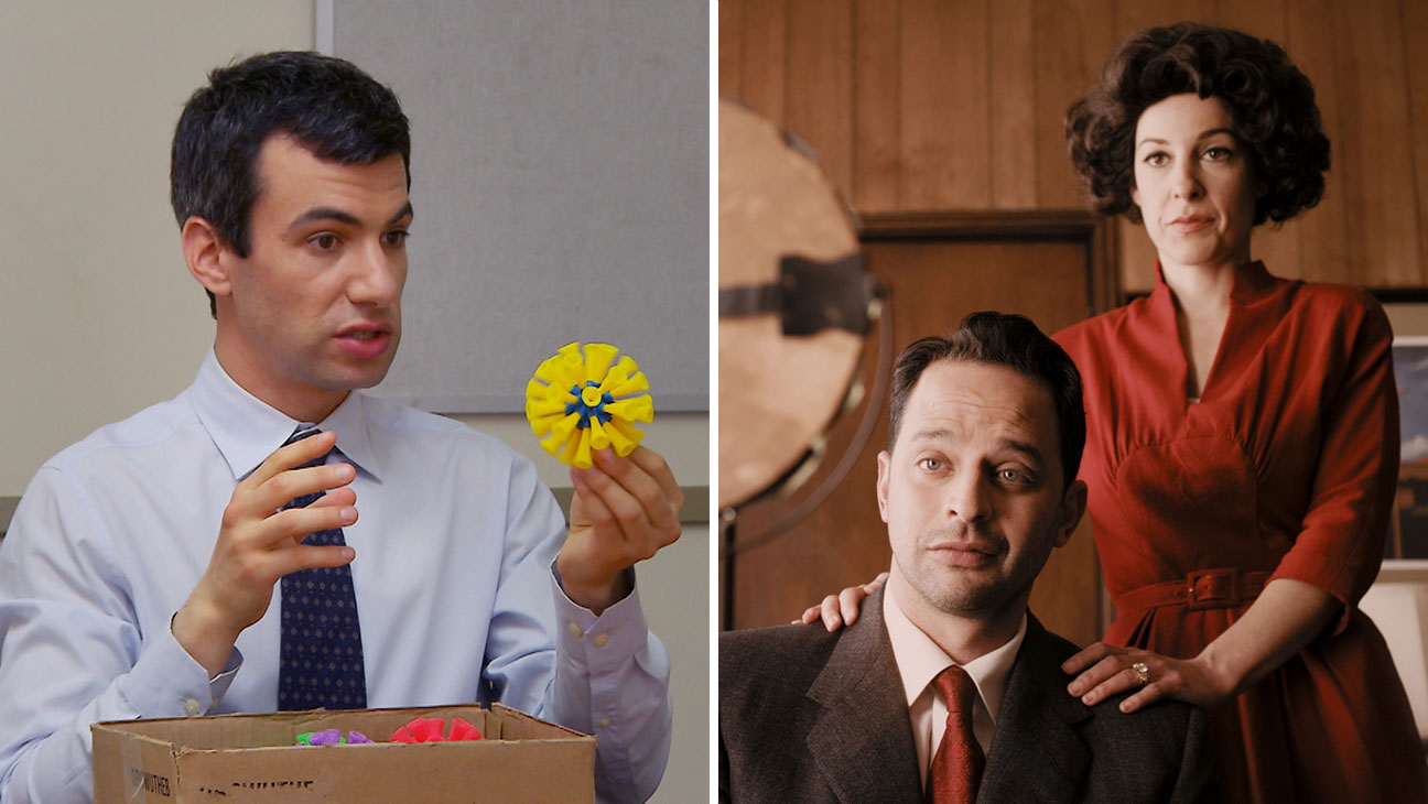 Nathan for You Drunk History Split - H 2014