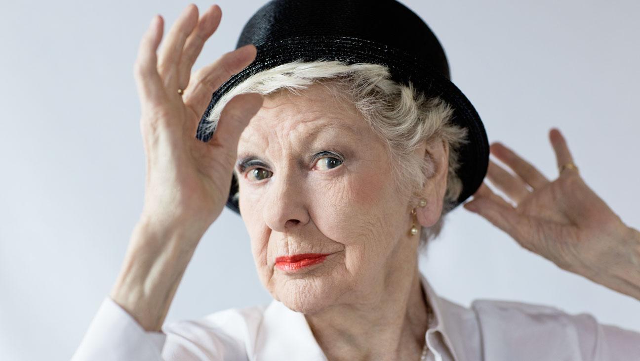 Elaine Stritch Black Hat - H 2014