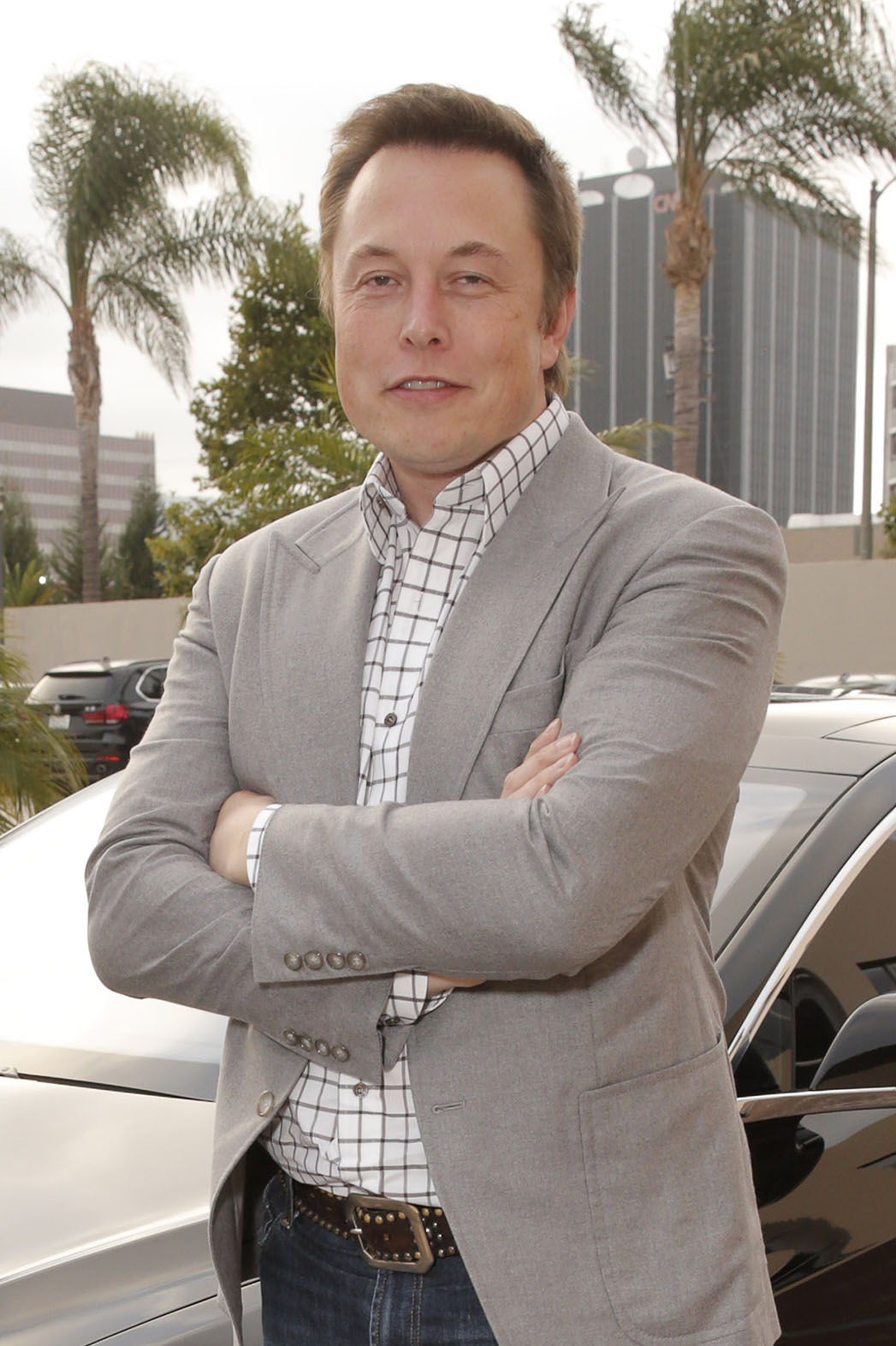 Elon Musk - P 2014
