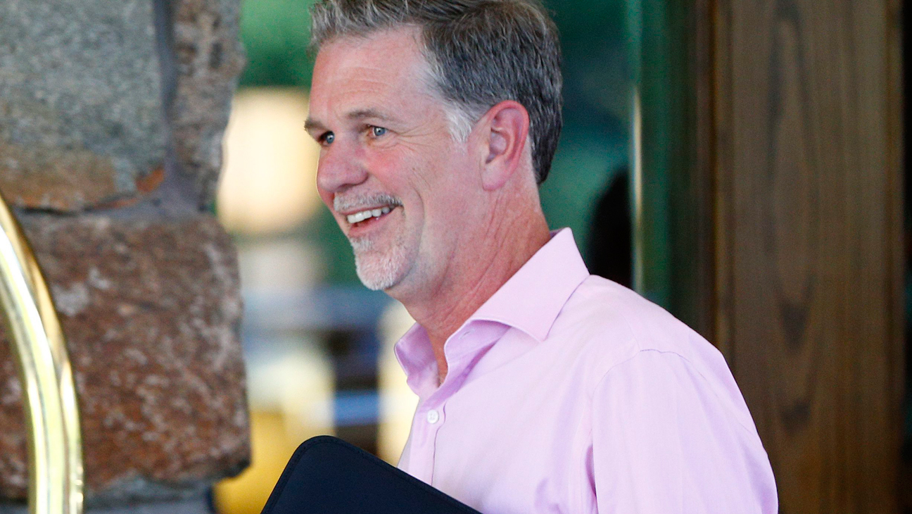 Sun Valley Reed Hastings - H 2014