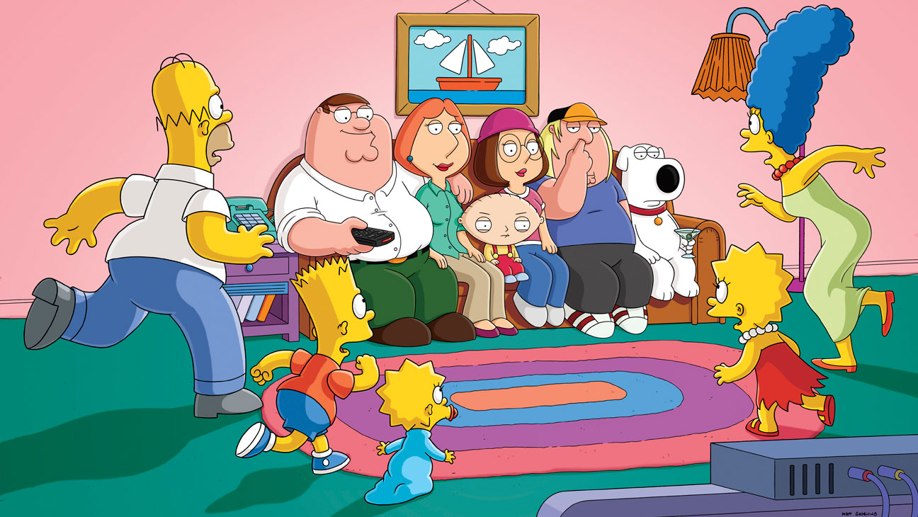 Family Guy Simpsons Episode - H 2014