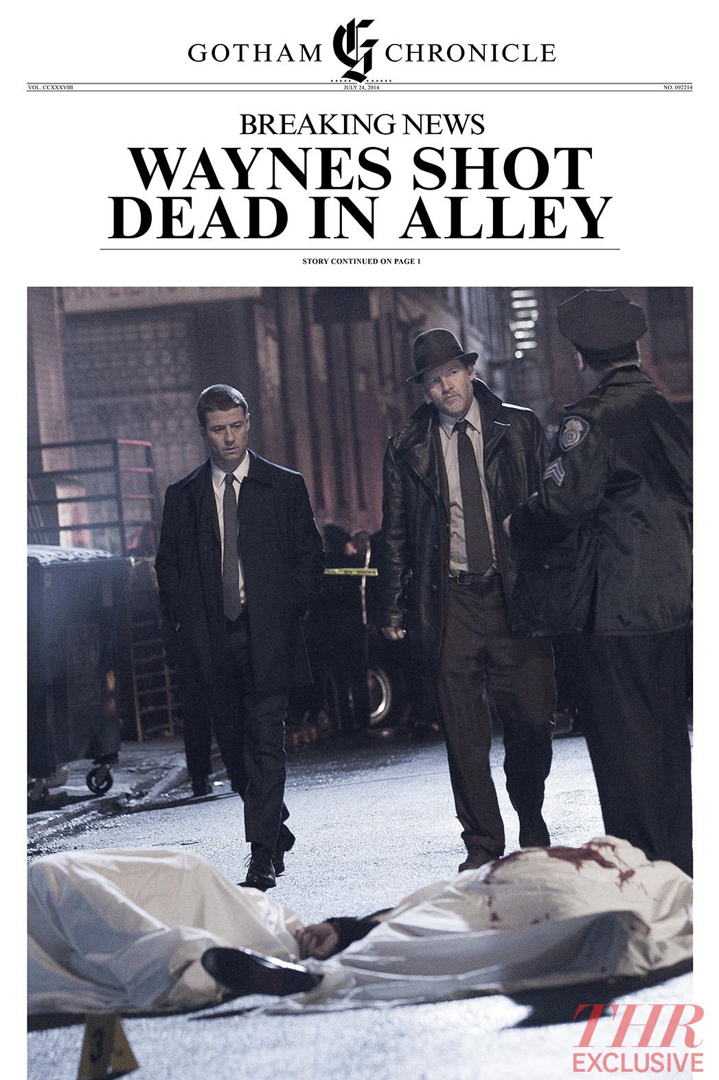 Gotham Gazette Exclusive - P 2014