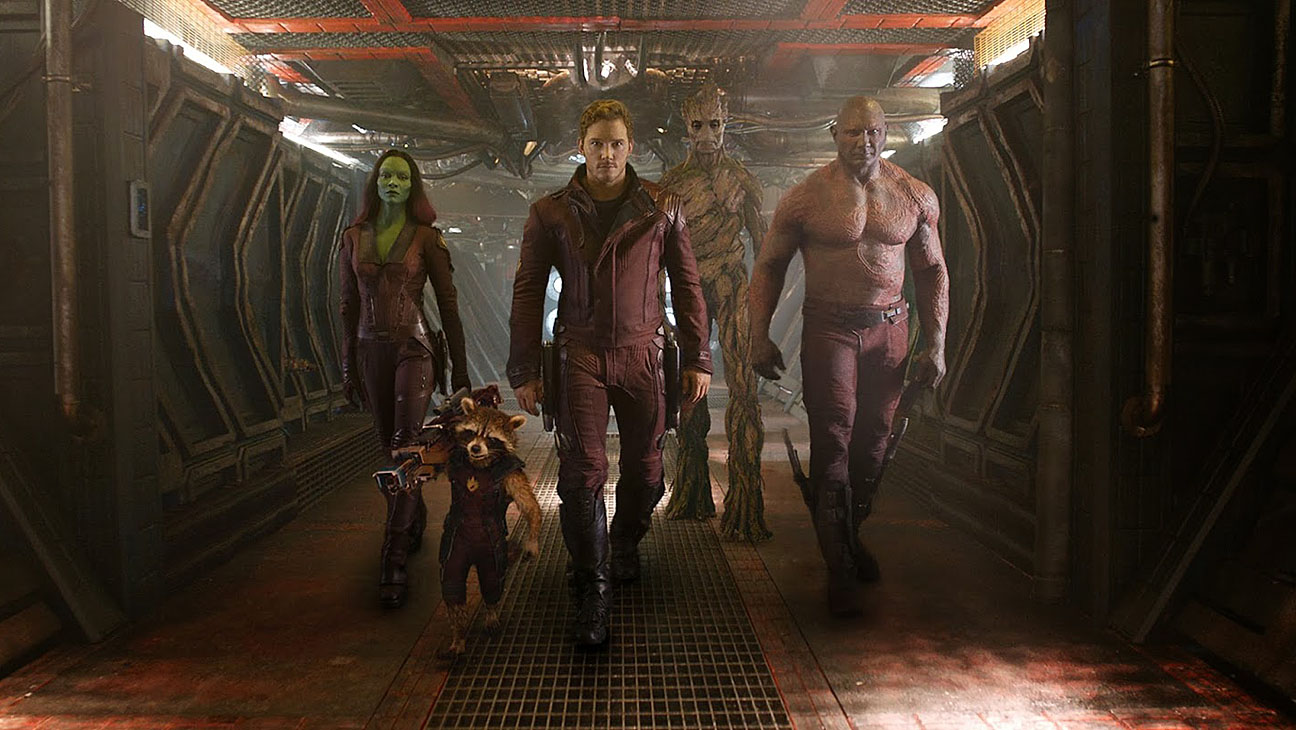 Guardians of the Galaxy Team - H 2014