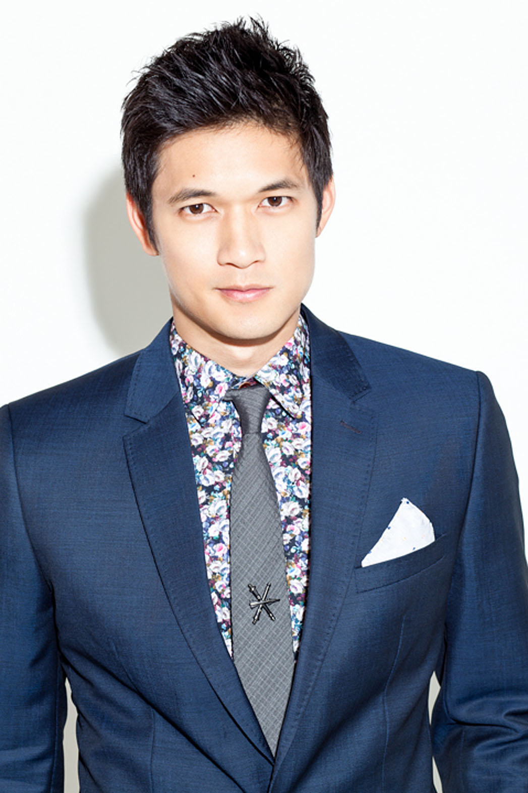 Harry Shum Jr Headshot - P 2014