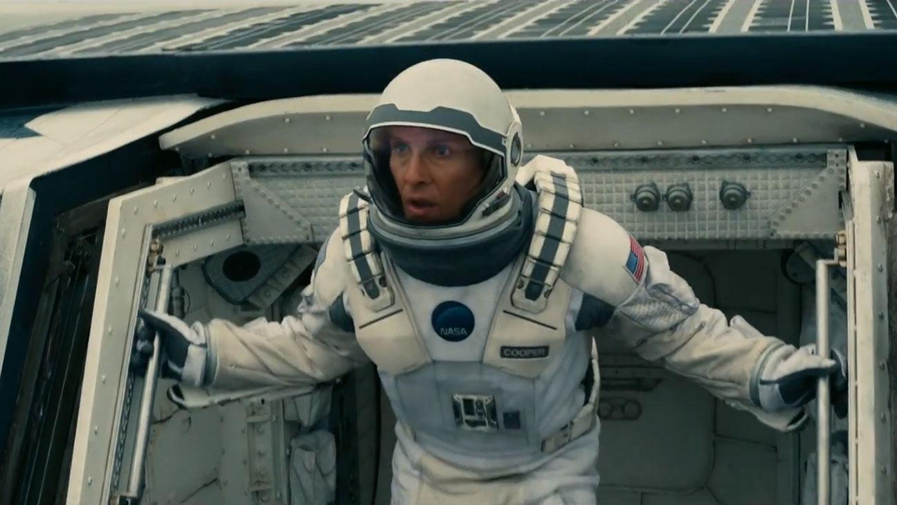 Interstellar Trailer Still - H 2014