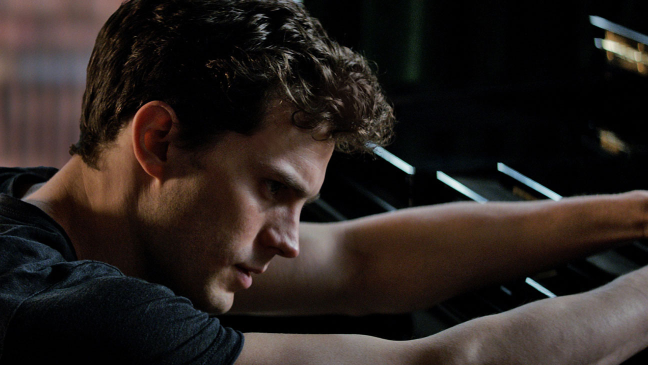 Jamie Dornan Fifty Shades of Grey - H 2014