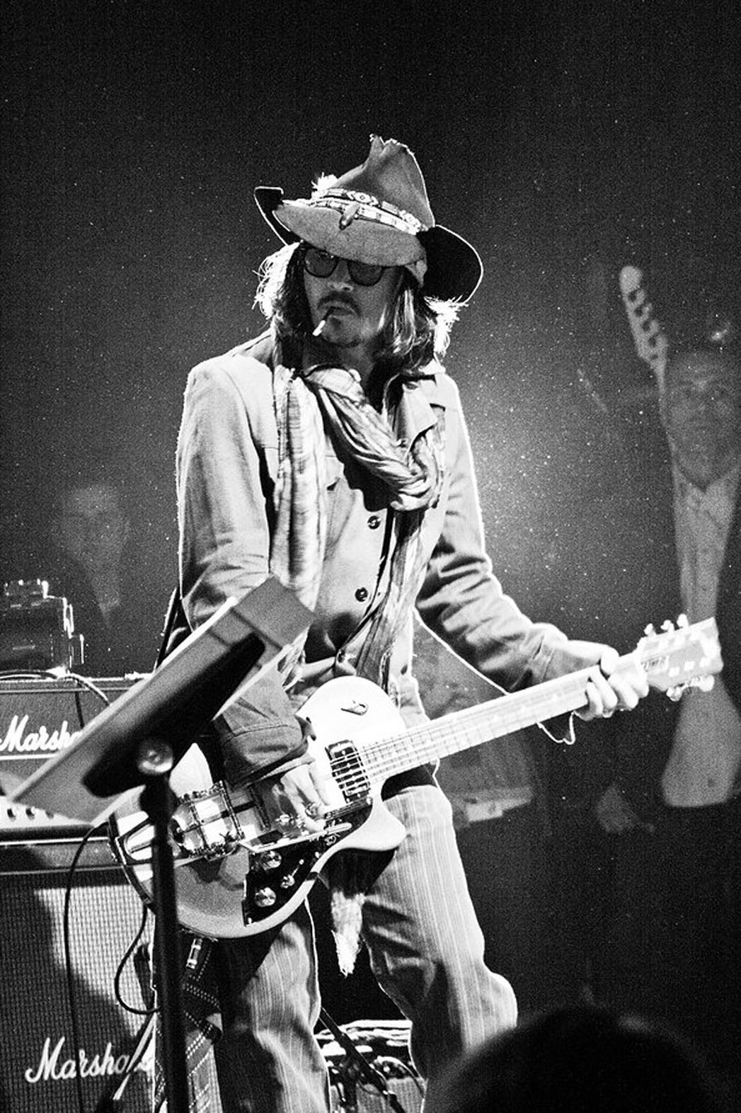 Johnny Depp Petty Fest - P 2014