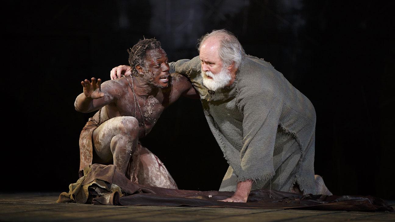 King Lear Production Still - H 2014