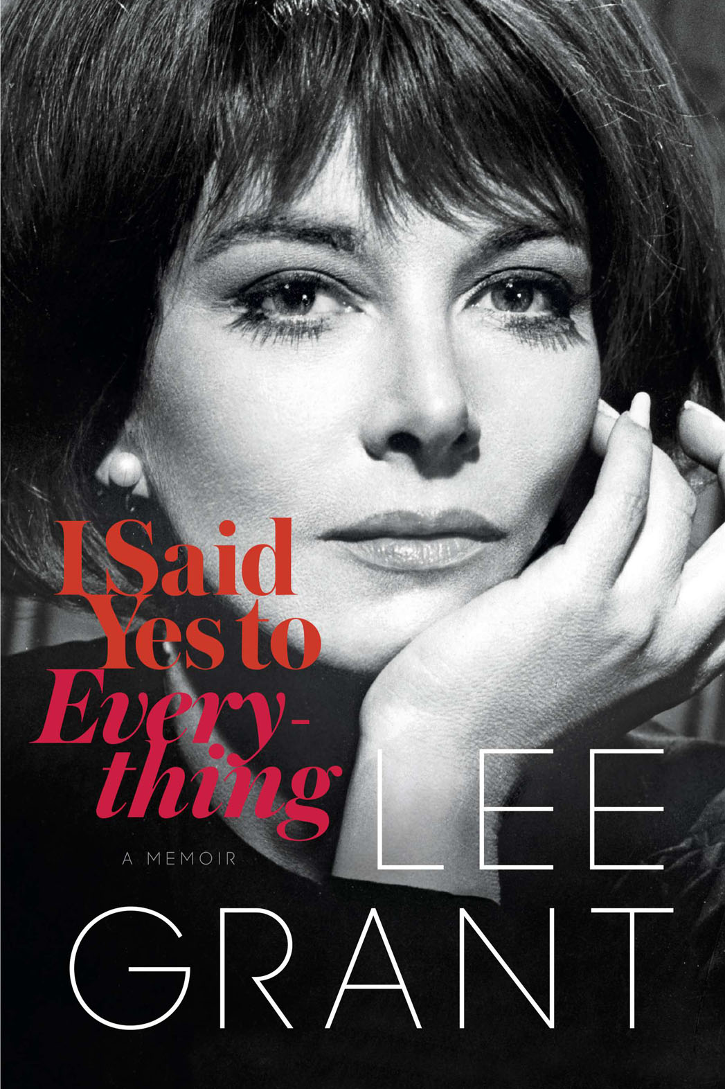 Lee Grant Book Cover - P 2014