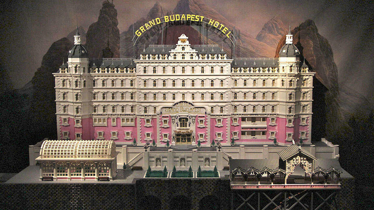 Lego Grand Budapest Hotel - H 2014