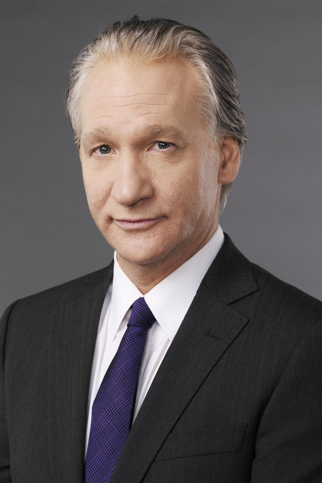 Bill Maher Portrait - P 2014