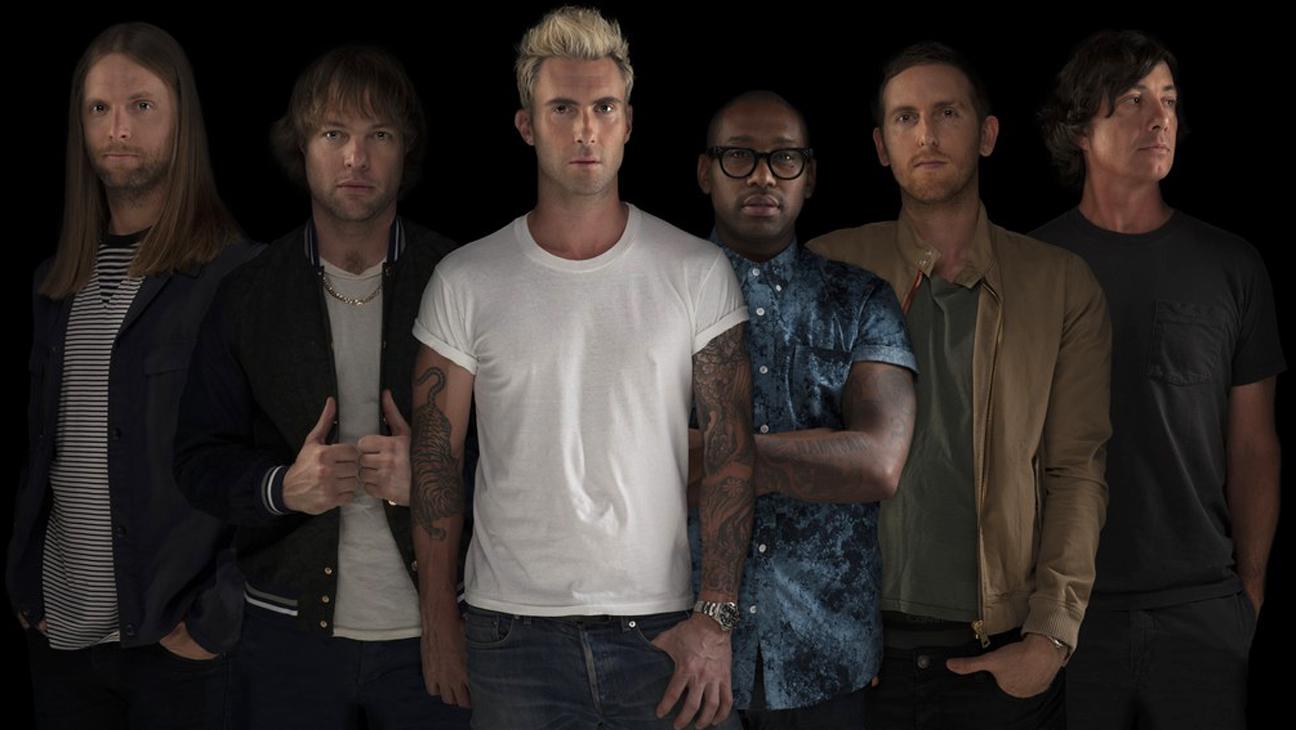 Maroon 5 2014 L