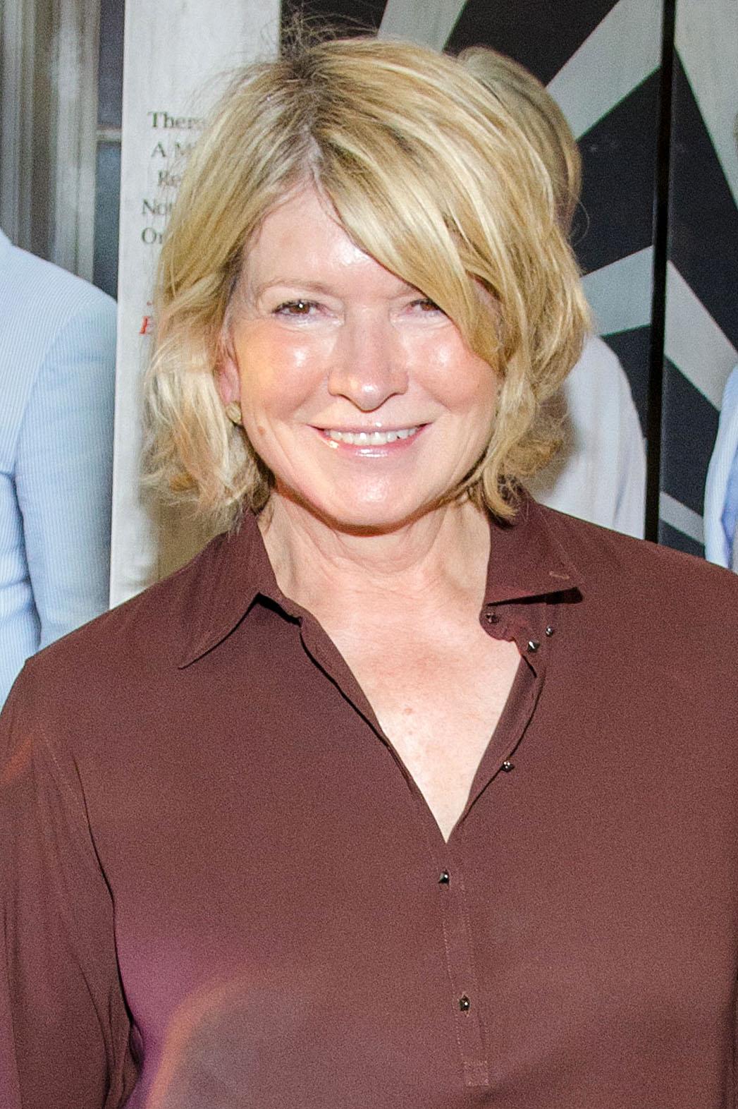 Martha Stewart Headshot - P 2014