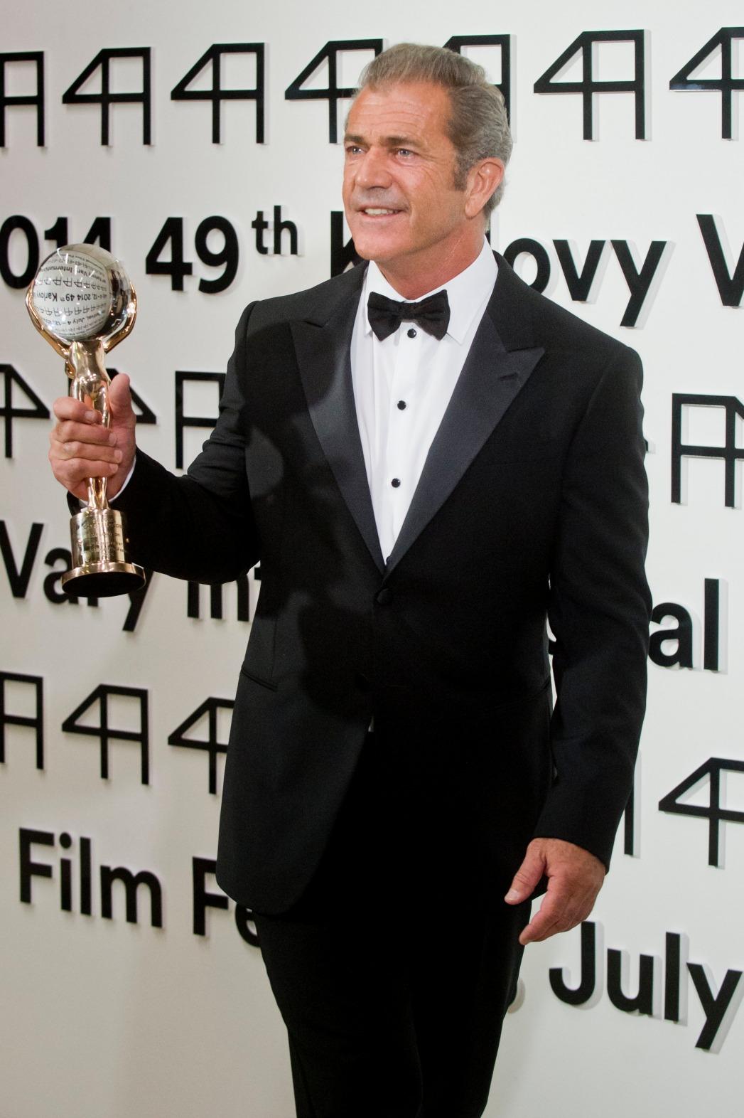 Mel Gibson - P - 2014
