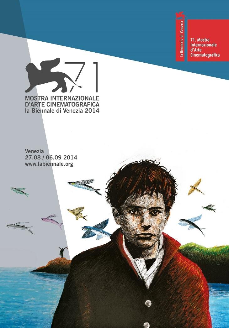 Venice Film Festival Poster 2014 Still