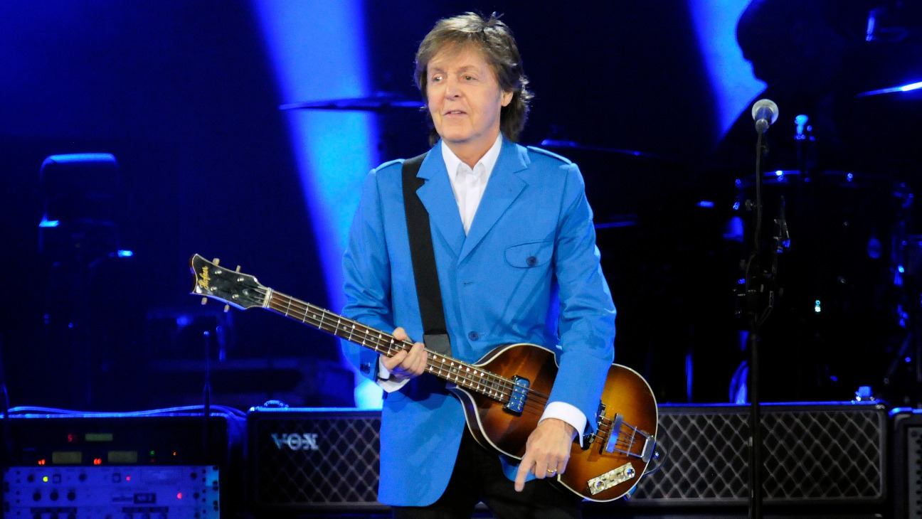 Paul McCartney - H - 2014