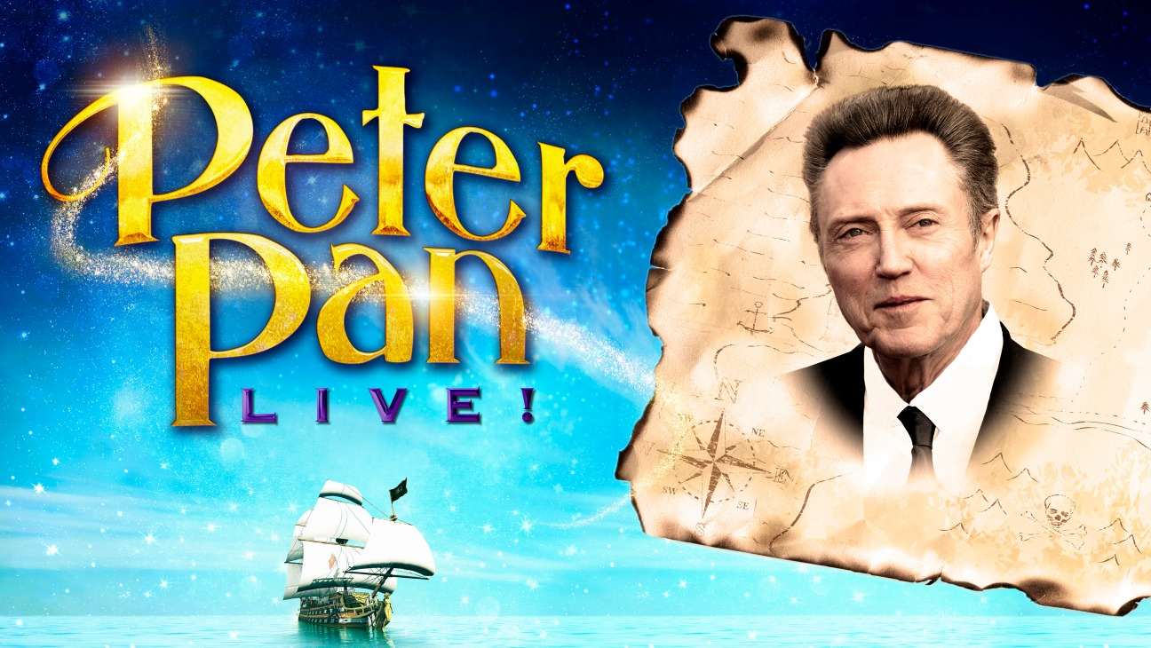 Peter Pan Christopher Walken - H - 2014