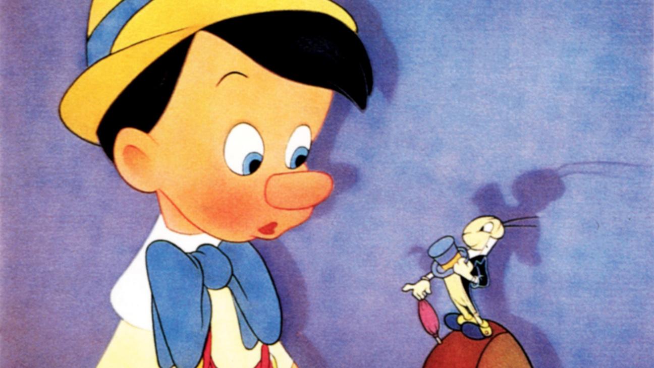 Pinocchio 1940 - H 2014