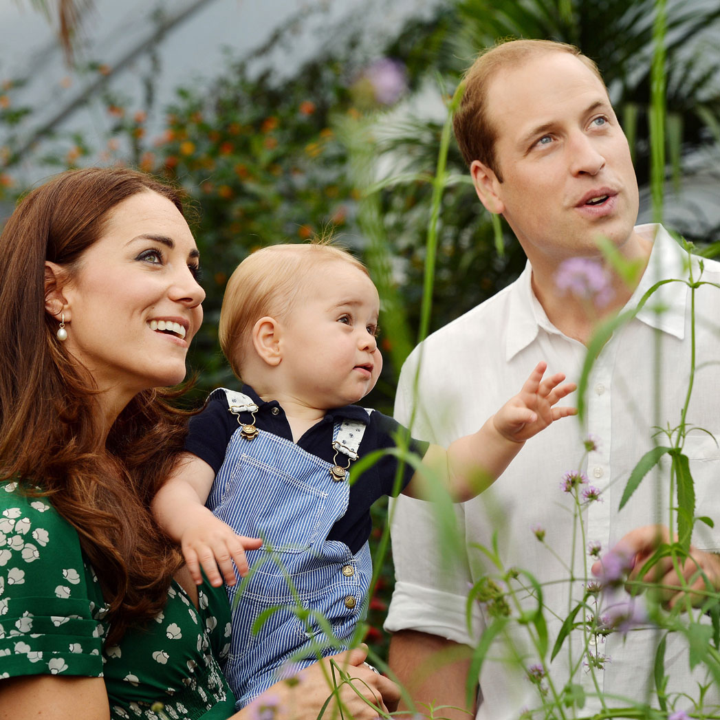 Prince George Overalls - S 2014