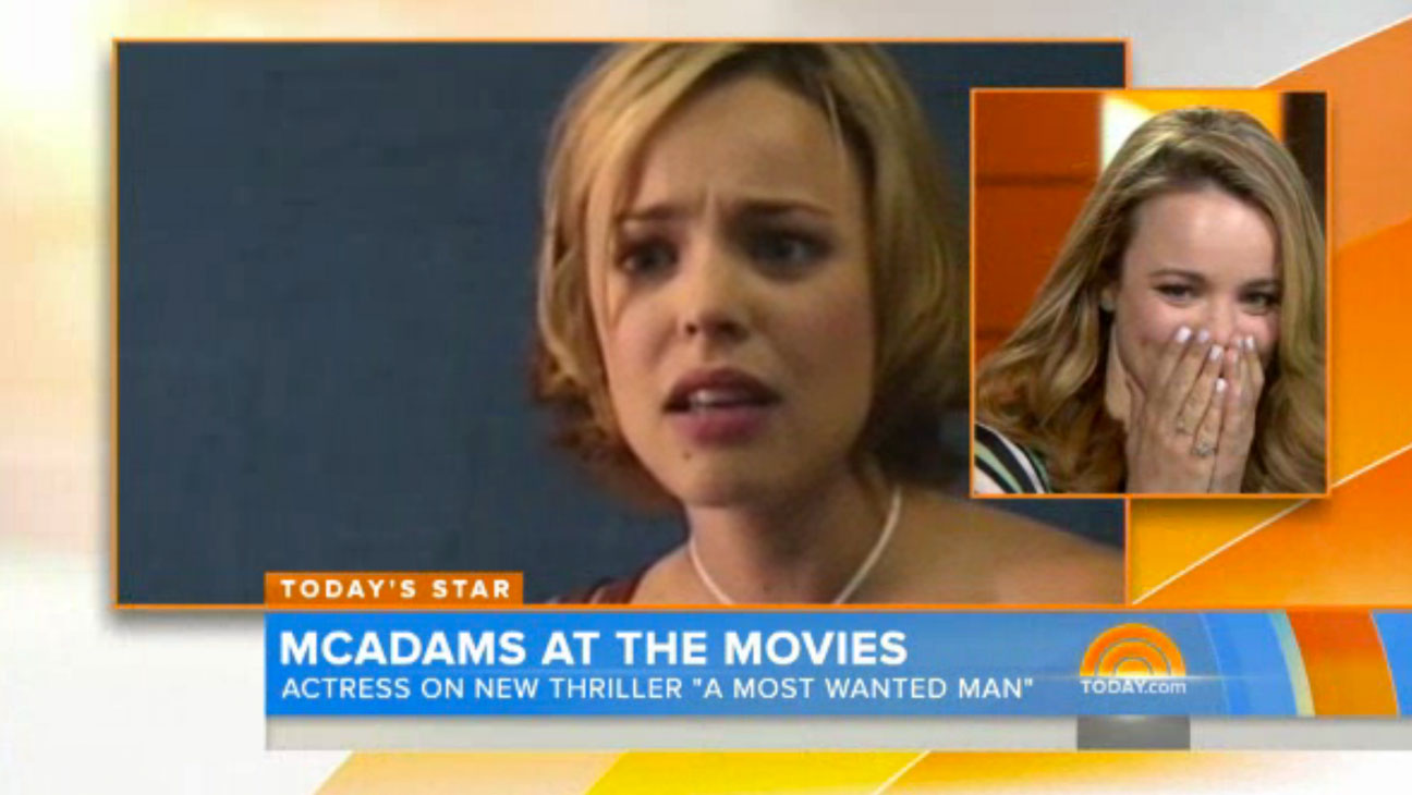 Rachel McAdams Audition Tape The Notebook Today - H 2014