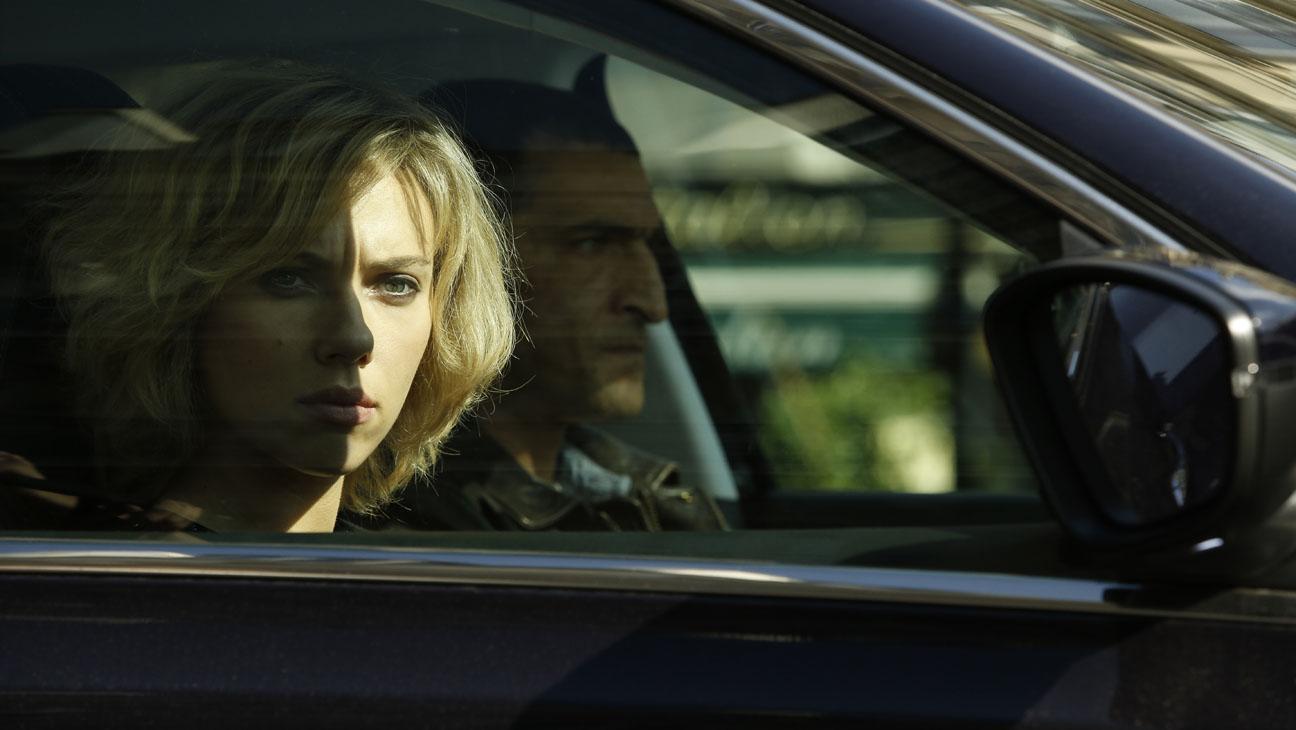 Lucy Scarlett Johansson Film Still - H 2014