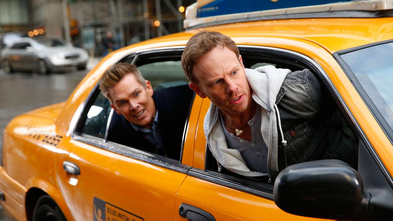 Sharknado 2: The Second One Taxi Still - H 2014