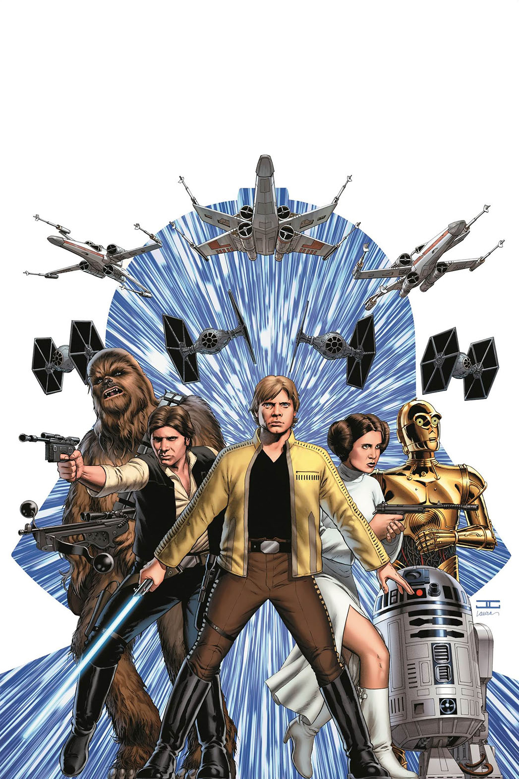 Marvel Star Wars 1 - P 2014
