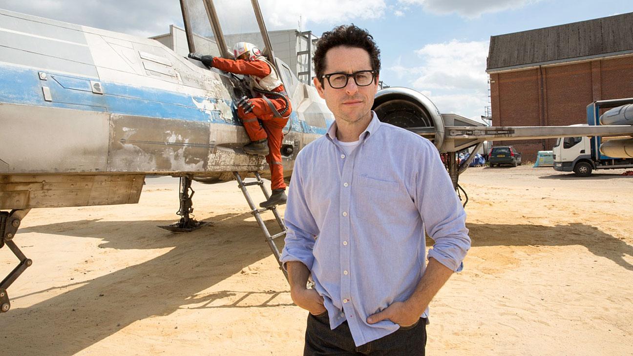 Star Wars J.J. Abrams Omaze - H 2014