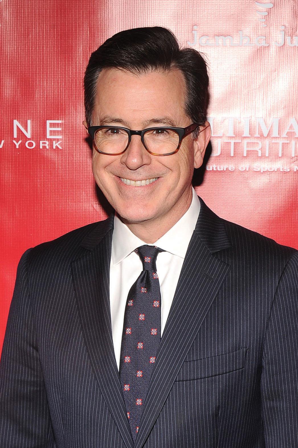 Stephen Colbert - P 2014