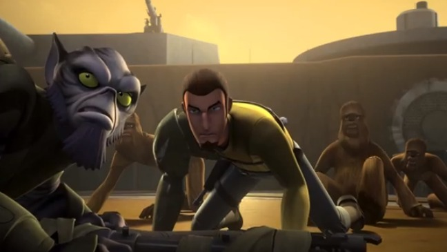 Star Wars Rebels Extended Trailer Screenshot - H 2014