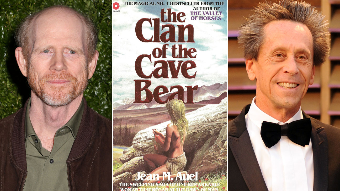 The Clan of the Cave Bear Ron Howard Brian Grazer - H 2014